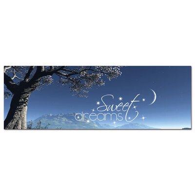 Graz Design Acrylglasbild Sweet, Dreams, Baum, See