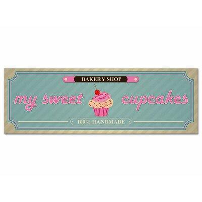 Graz Design Acrylglasbild My Sweet Cupcakes