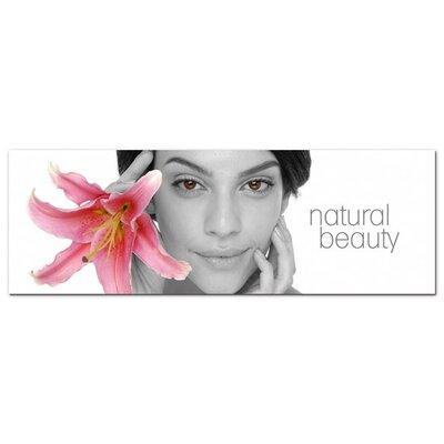Graz Design Acrylglasbild Natural Beauty, Frau