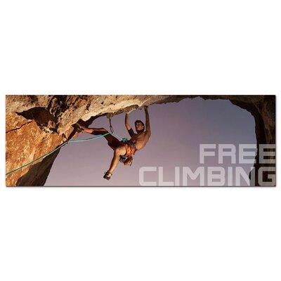 Graz Design Acrylglasbild Free Climbing