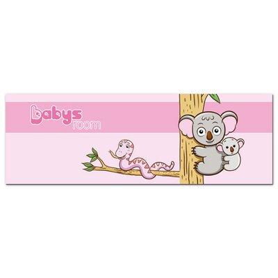 Graz Design Acrylglasbild Babys Room, Koalabär
