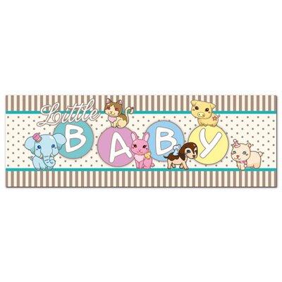 Graz Design Acrylglasbild Little Baby, Elefant