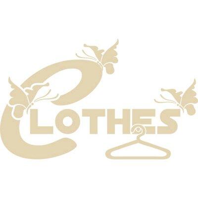 Graz Design Garderobenhaken Clothes, Schmetterlinge