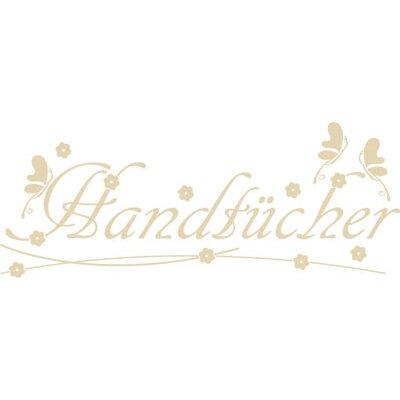 Graz Design Garderobenpaneele Handtücher, Falter