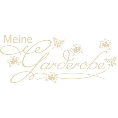 Graz Design Garderobenpaneele Meine Garderobe, Falter