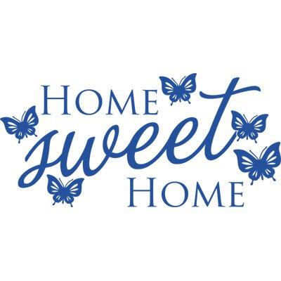 Graz Design Garderobenpaneele Home sweet Home, Falter