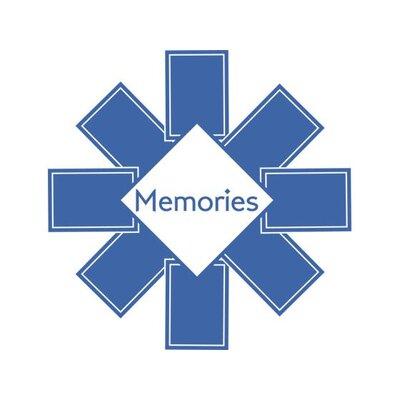 Graz Design Wandtattoo Memories, Rahmen