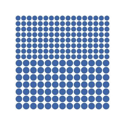 Graz Design Wandtattoo-Set Punkte, Kreise