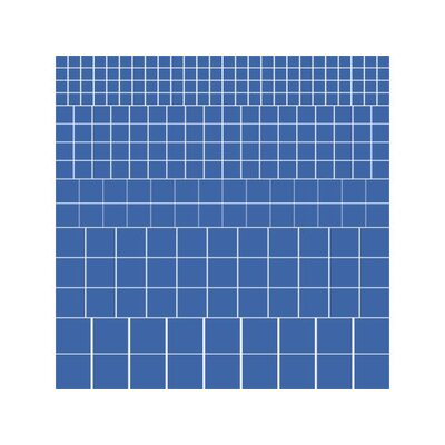Graz Design Wandtattoo-Set Quadrate