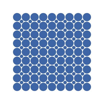 Graz Design Wandtattoo-Set Punkte