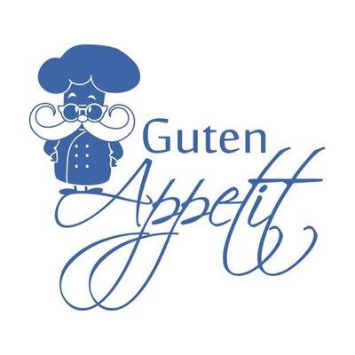 Graz Design Wandtattoo Guten Appetit, Koch