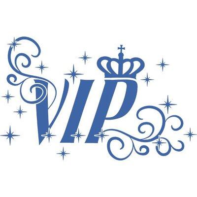 Graz Design Wandtattoo VIP, Krone, Sterne