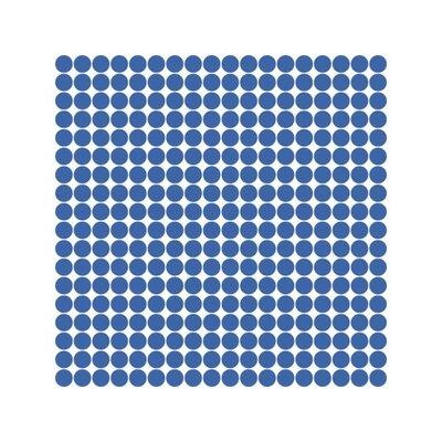 Graz Design Wandtattoo-Set Polka, Dots, Kreise, Muster