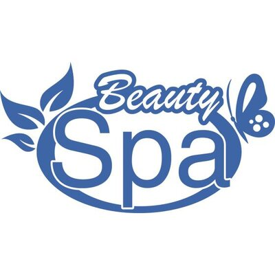 Graz Design Wandtattoo Beauty-Spa, Blätter