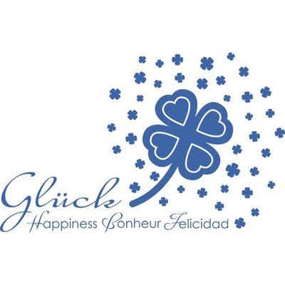 Graz Design Wandtattoo Glück Happiness