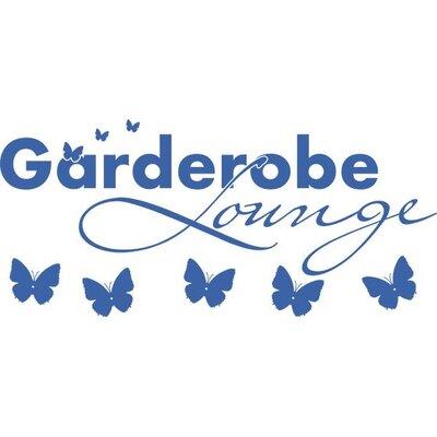 Graz Design Garderobenhaken Lounge, Schmetterlinge