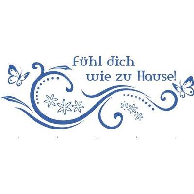 Graz Design Garderobenhaken Fühl dich wie zu Hause, Ornamente