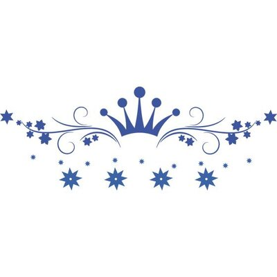 Graz Design Garderobenhaken Prinzessin Krone
