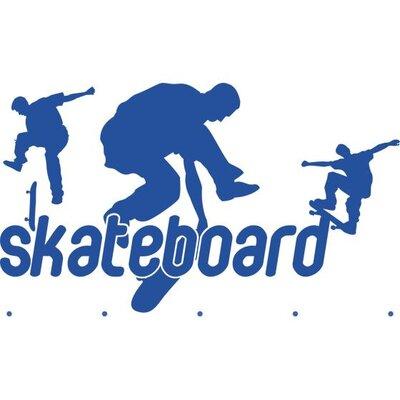 Graz Design Garderobenhaken Skateboard, Skater