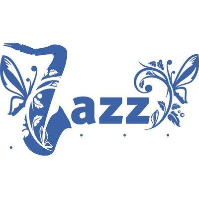 Graz Design Garderobenhaken Jazz, Musik, Blume, Schmetterling