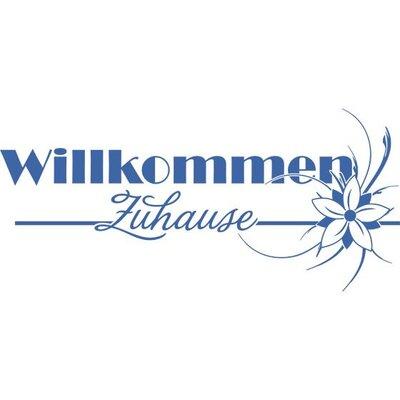 Graz Design Wandtattoo Willkommen Zuhause