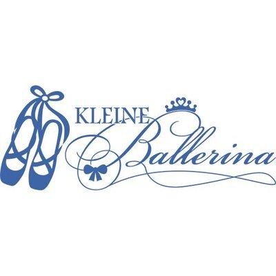 Graz Design Wandtattoo Kleine Ballerina, Krone