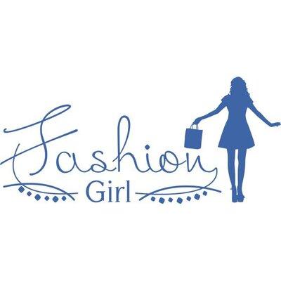 Graz Design Wandtattoo Fashiongirl