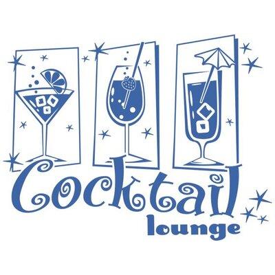 Graz Design Wandtattoo Cocktail Lounge