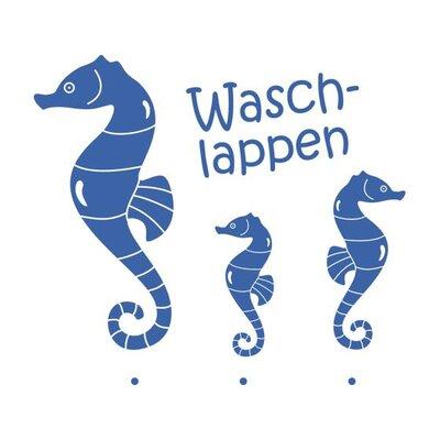 Graz Design Garderobenhaken Seepferdchen
