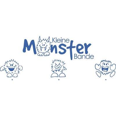Graz Design Garderobenhaken kleine Monster Bande, Baby