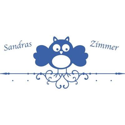 Graz Design Garderobenhaken Eule, Wunschname