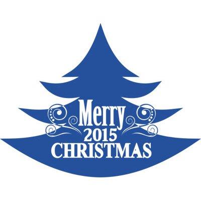 Graz Design Wandtattoo Merry Christmas 2015