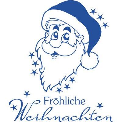 Graz Design Wandtattoo Fröhliche Weihnachten