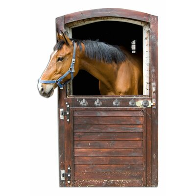 Graz Design Garderobenpaneele Pferde