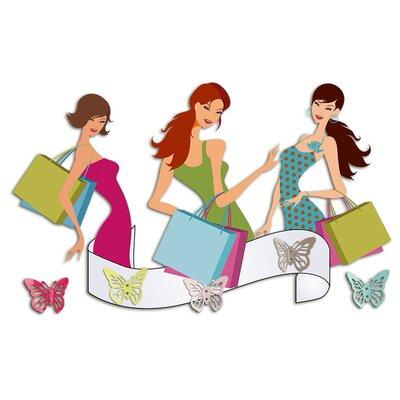 Graz Design Garderobenhaken Frauen, Taschen, Banner