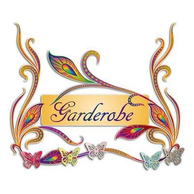 Graz Design Garderobenhaken Garderobe, Ornamente