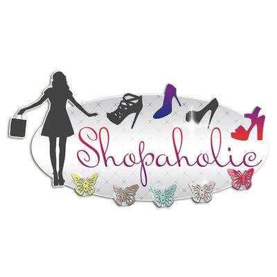 Graz Design Garderobenhaken Shopaholic, Schuhe