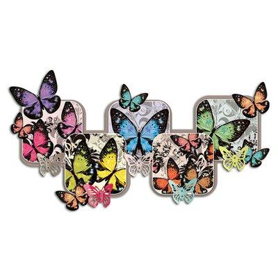 Graz Design Garderobenhaken Schmetterling