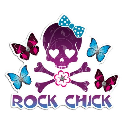 Graz Design Garderobenhaken Rock Chick