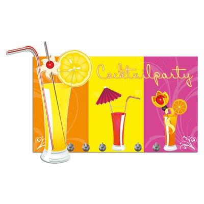Graz Design Garderobenhaken Cocktail Party
