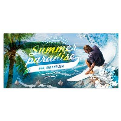 Graz Design Garderobenhaken Surfing, Urlaub
