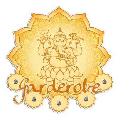 Graz Design Garderobenhaken Ganesha, Zen