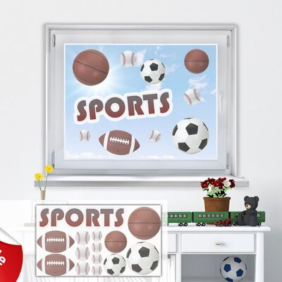 Graz Design Glastattoo-Set Sports