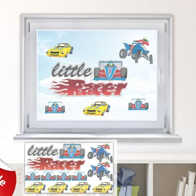 Graz Design Glastattoo-Set little Racer