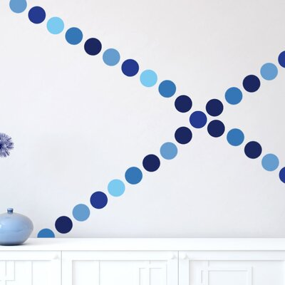 Graz Design Wandsticker-Set Polka Dots