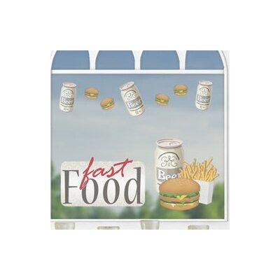 Graz Design Glastattoo Fast Food