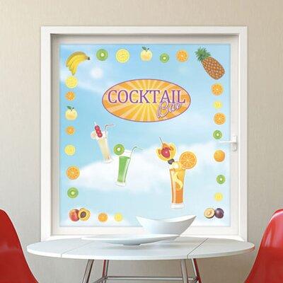 Graz Design Glastattoo Cocktailbar