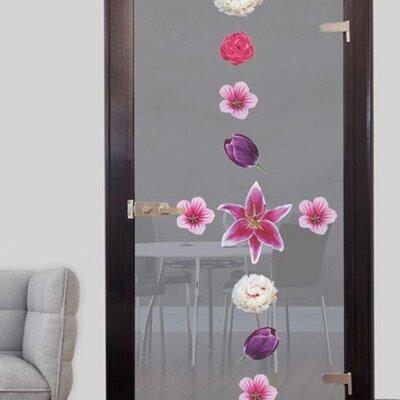 Graz Design Glastattoo Tulpen, Blumen