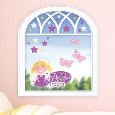 Graz Design Glastattoo Room Princess
