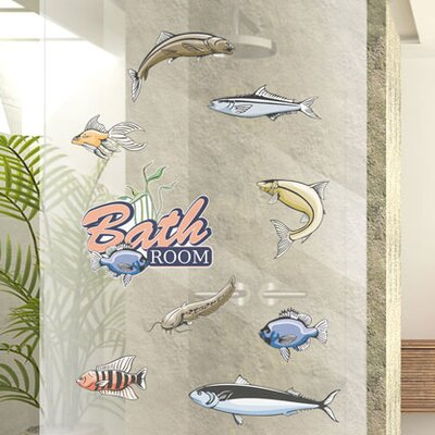 Graz Design Glastattoo Bathroom